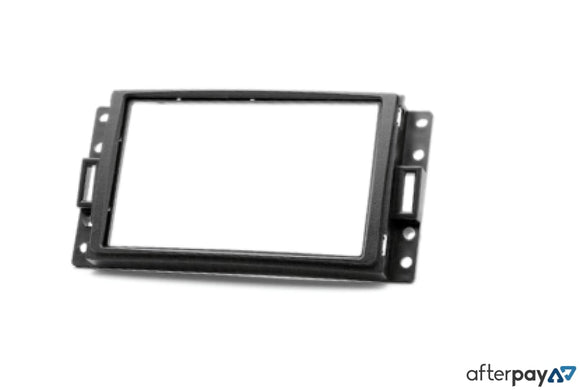 Hummer H3 Double Din Facia Kit Fasica