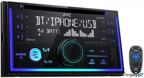 Jvc Kw-R930Bt Headunit
