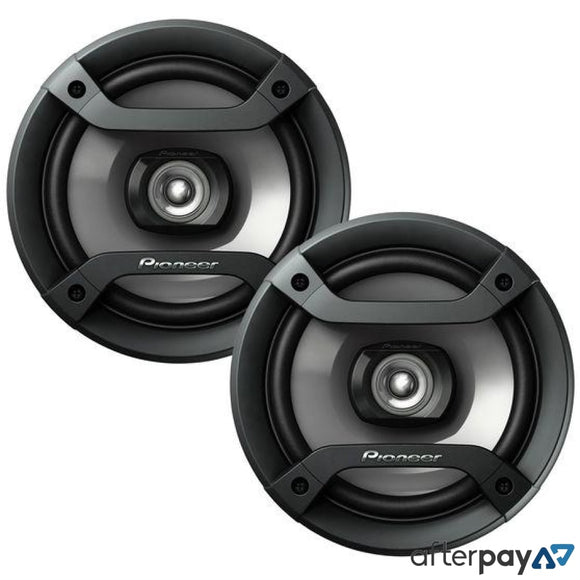 Pioneer 6.5 2-Way Speakers Ts-F1634R 2X Pairs