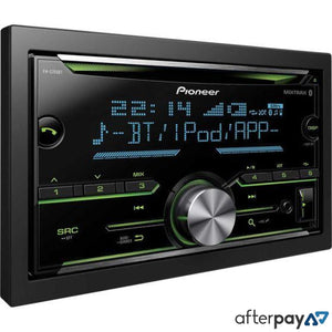 Pioneer Double Din Cd/digital Media Player With Bluetooth Fh-S705Bt Headunit