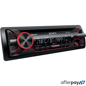Smartphone/cd Player With Bluetooth Mexn4200Bt Headunit