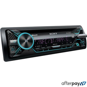 Smartphone/cd Player With Bluetooth Mexn5200Bt Headunit