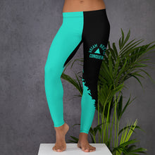 Load image into Gallery viewer, Dream Hustle Conquer Leggings