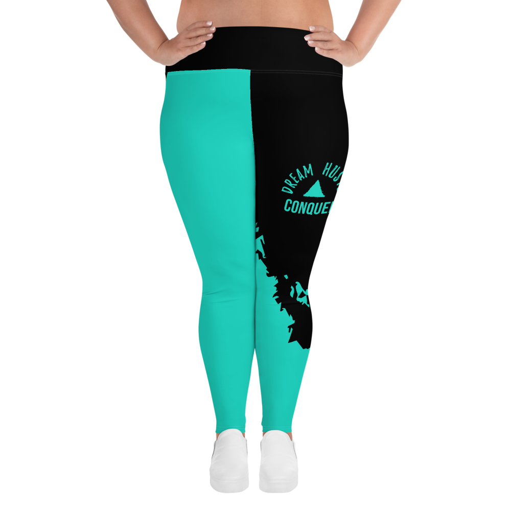 Dream Hustle Conquer Plus Size Leggings