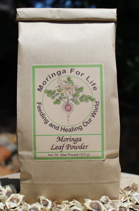Moringa Leaf Powder - Moringa for Life