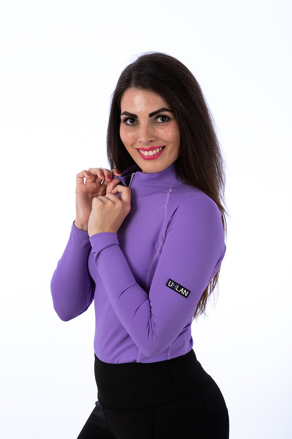 Lavender Technical Base Layer