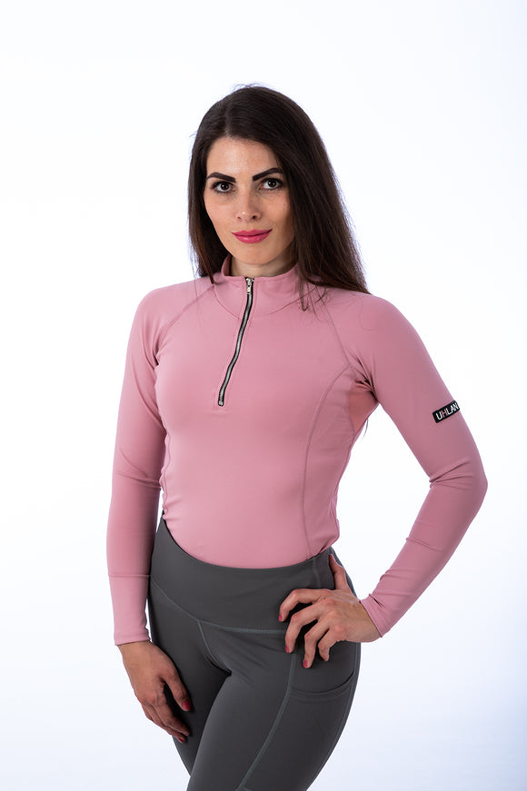 Pink Technical Base Layer