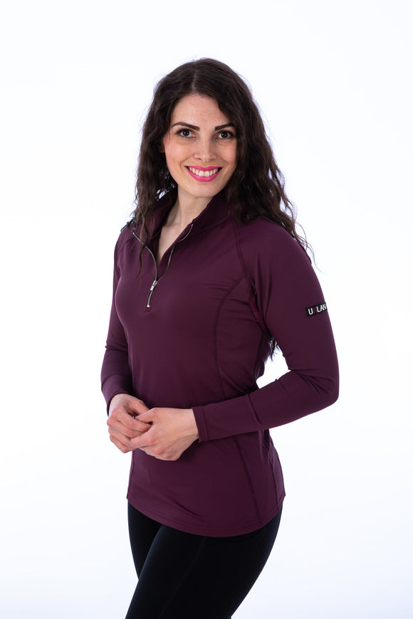 Plum Technical Base Layer