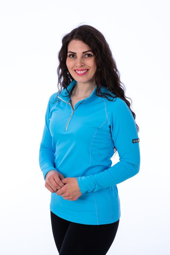 Sky Blue Technical Base Layer