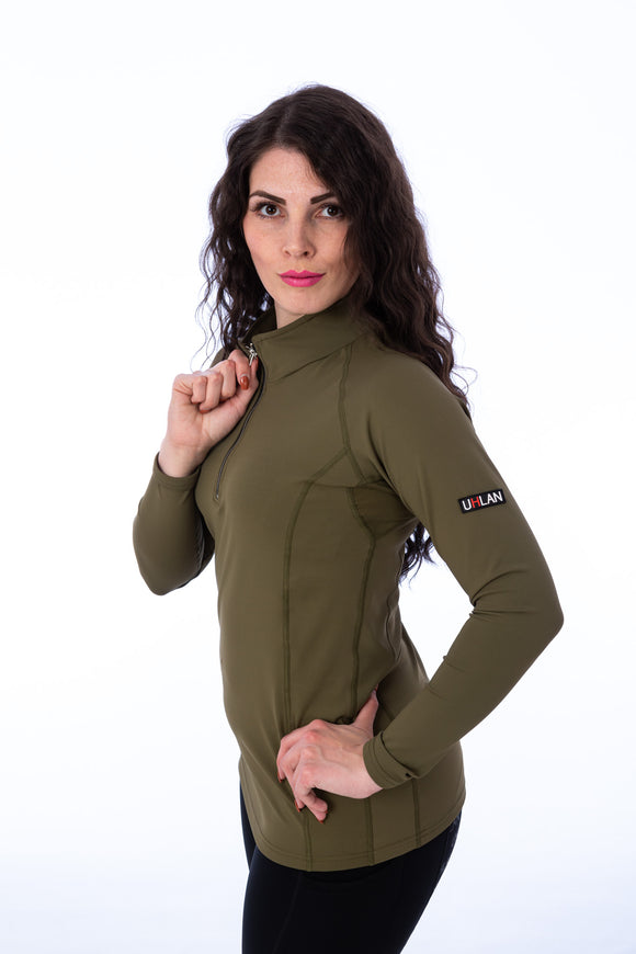 Olive Technical Base Layer