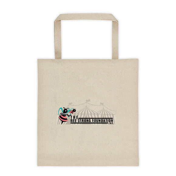 Bee Strong Circus Tote bag