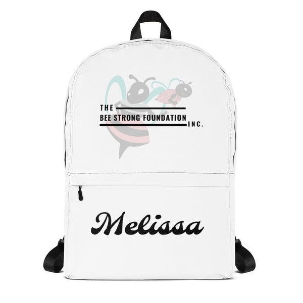 Bee Strong (Melissa) Backpack