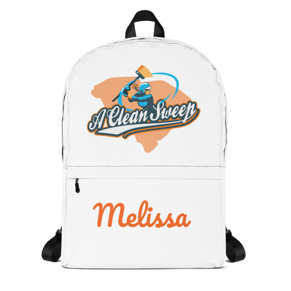 A Clean Sweep (Melissa) Backpack