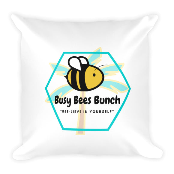 Busy Bees Pillow