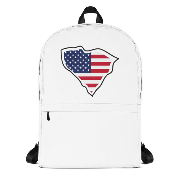 South Carolina USA Backpack