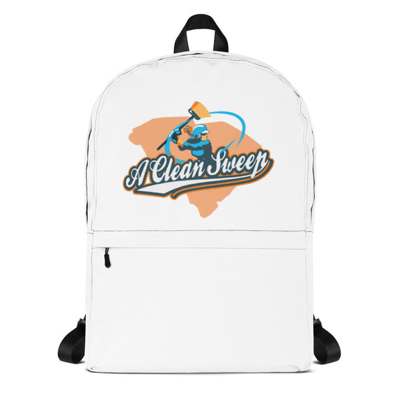 A Clean Sweep Backpack