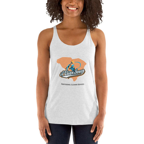 A Clean Sweep Racerback Tank