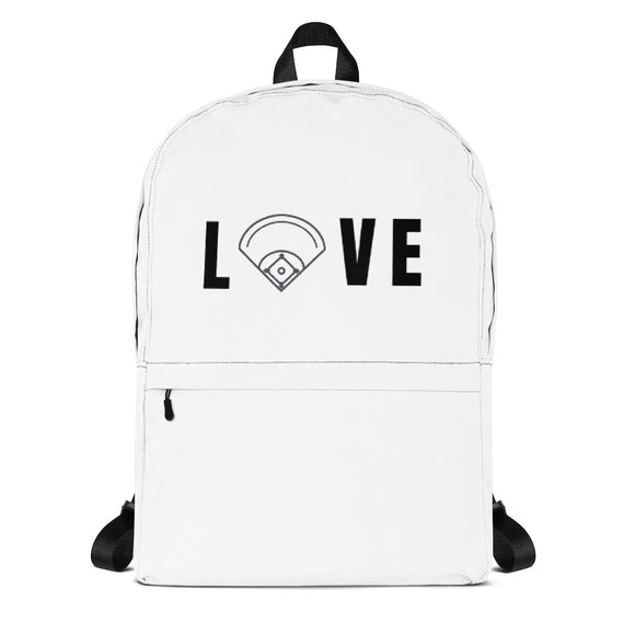 Baseball Love Backpack