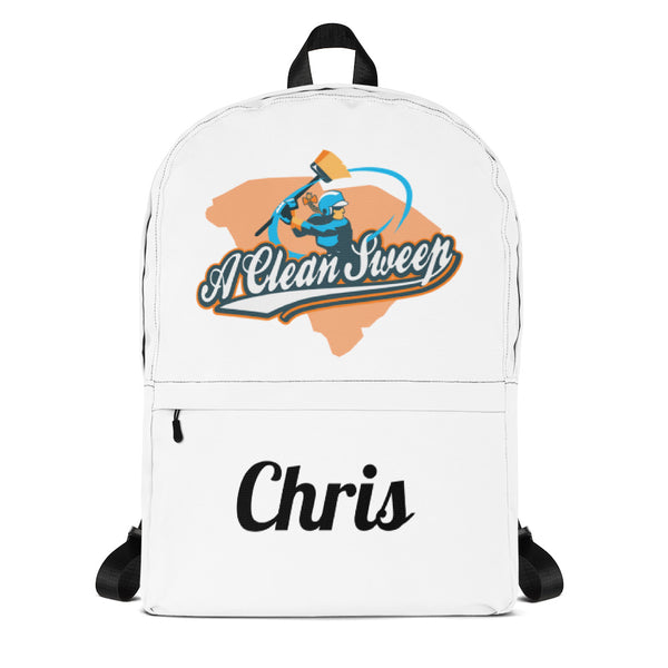 A Clean Sweep (Chris) Backpack