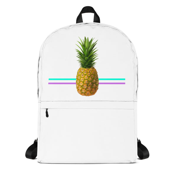 """Pineapple Shores"" Backpack"