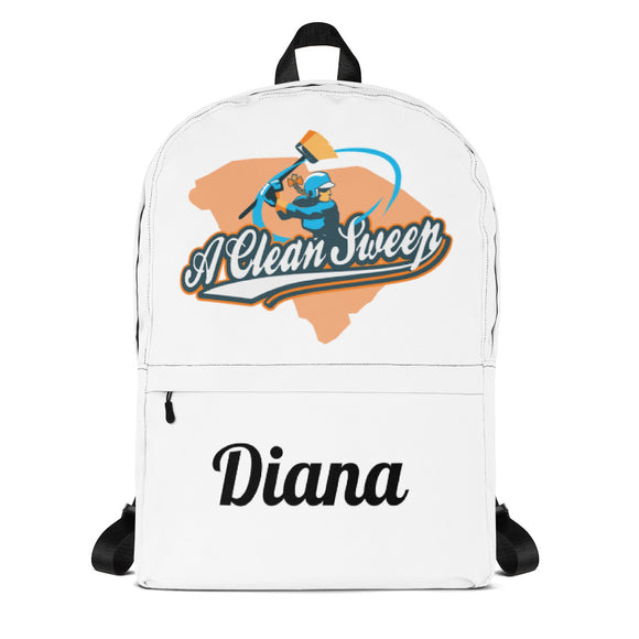 A Clean Sweep (Diana) Backpack