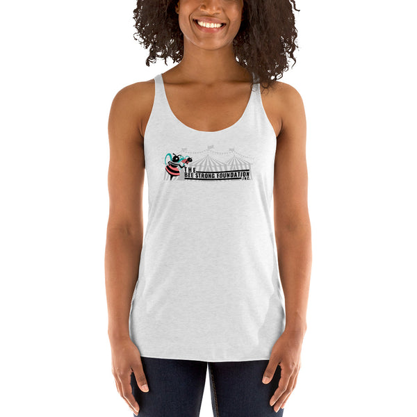 Bee Strong Foundation Racerbank Tank