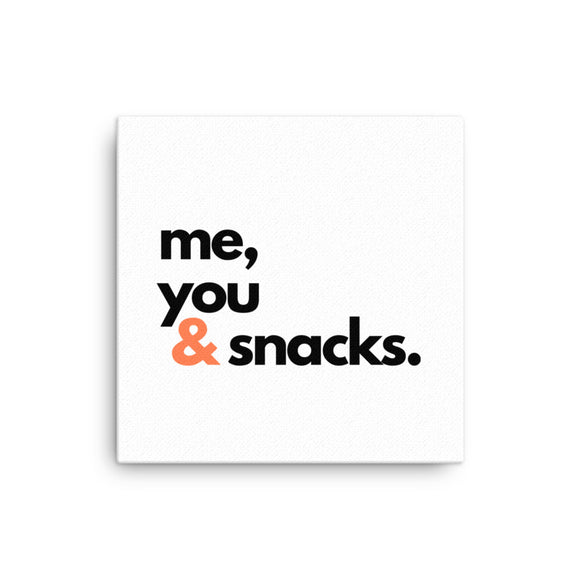 Me, You & Snacks