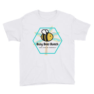"Y""Busy Bees Bunch"" Youth Short Sleeve T-Shirt"