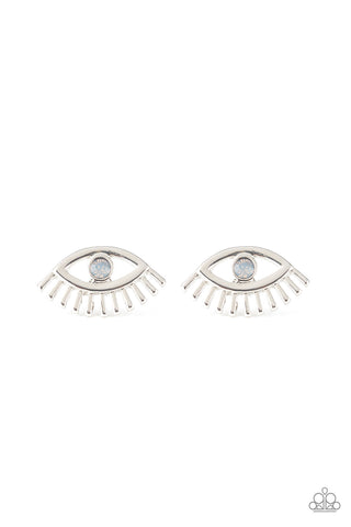 Paparazzi Earring-Don't Blink-Multi