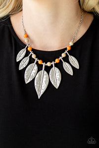 Paparazzi Necklace-Highland Harvester-Multi