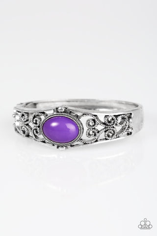 Paparazzi Bracelet-Joyful Journeys-Purple