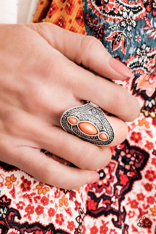 Paparazzi Ring-Kindred Spirit-Orange