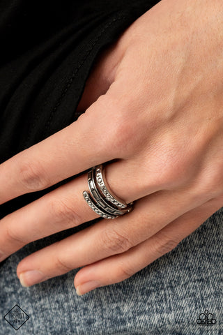 Paparazzi Ring-More to go Around-Silver