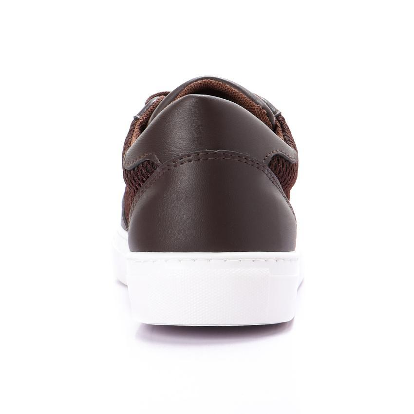 Slip On Casual Sneakers - Brown