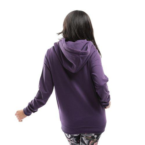 Cross Hoodies Sweatshirt_Purple