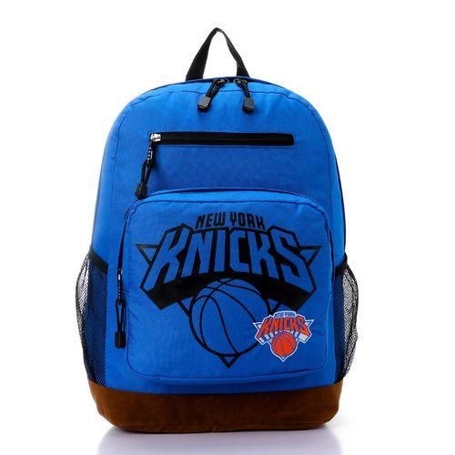 Unisex Kincks Zipped Backpack - Blue