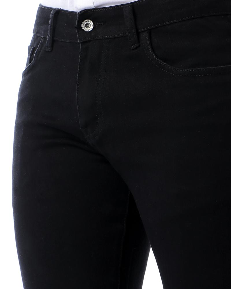 Boyfriend Pants _ Black