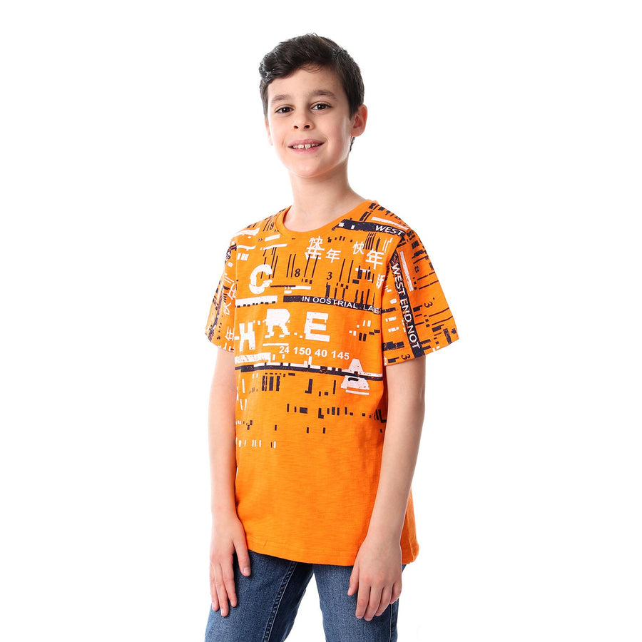 half- printed- slip- on- oange- tee- for- boys