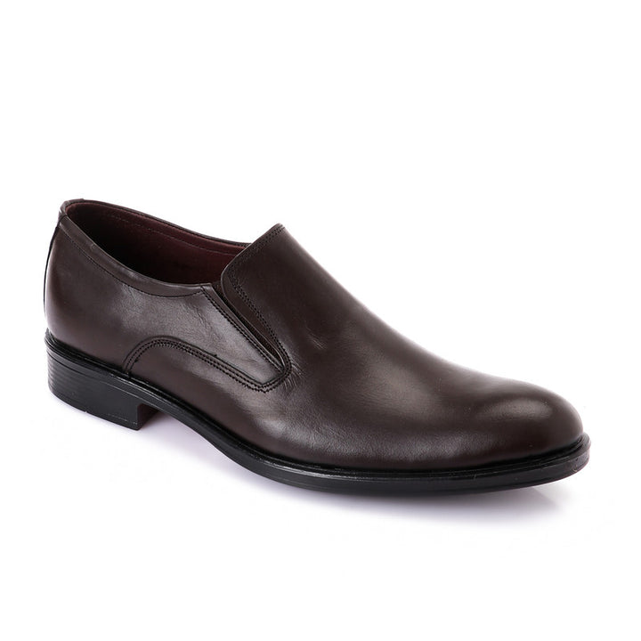 Classic Solid Chic Oxford - Dark Brown