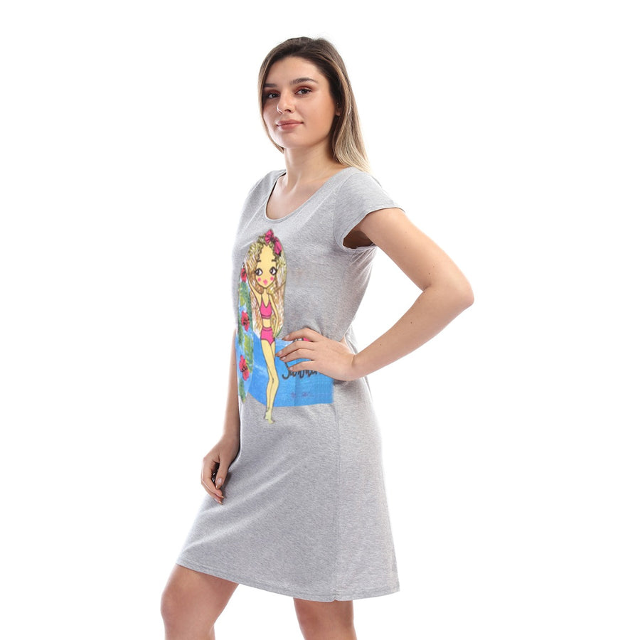sleep-shirt-i-love-summer-for-women-_-heather-grey