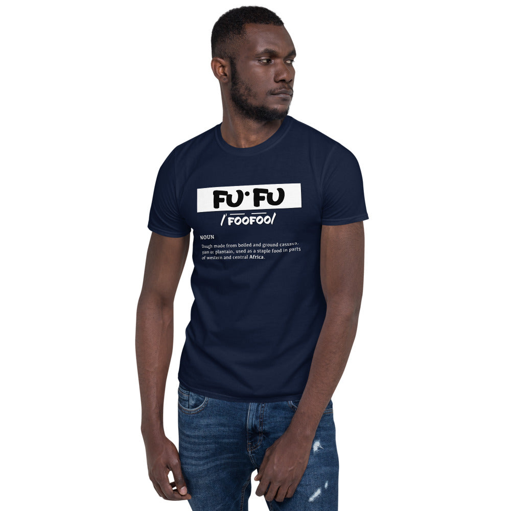 Fu.Fu Short-Sleeve Unisex T-Shirt