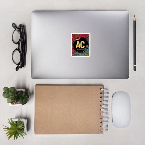 AC Ankara Bubble-free stickers