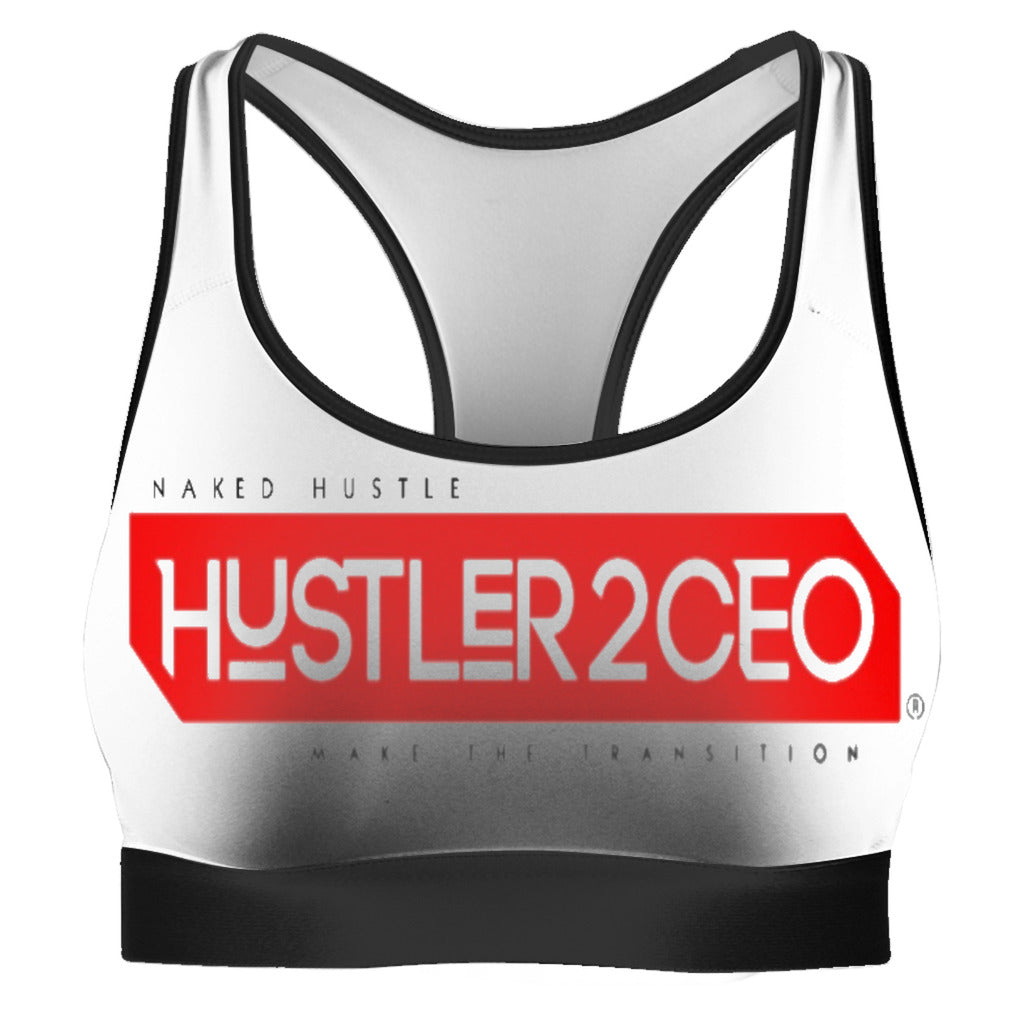 Hustler 2 CEO Sports Bra