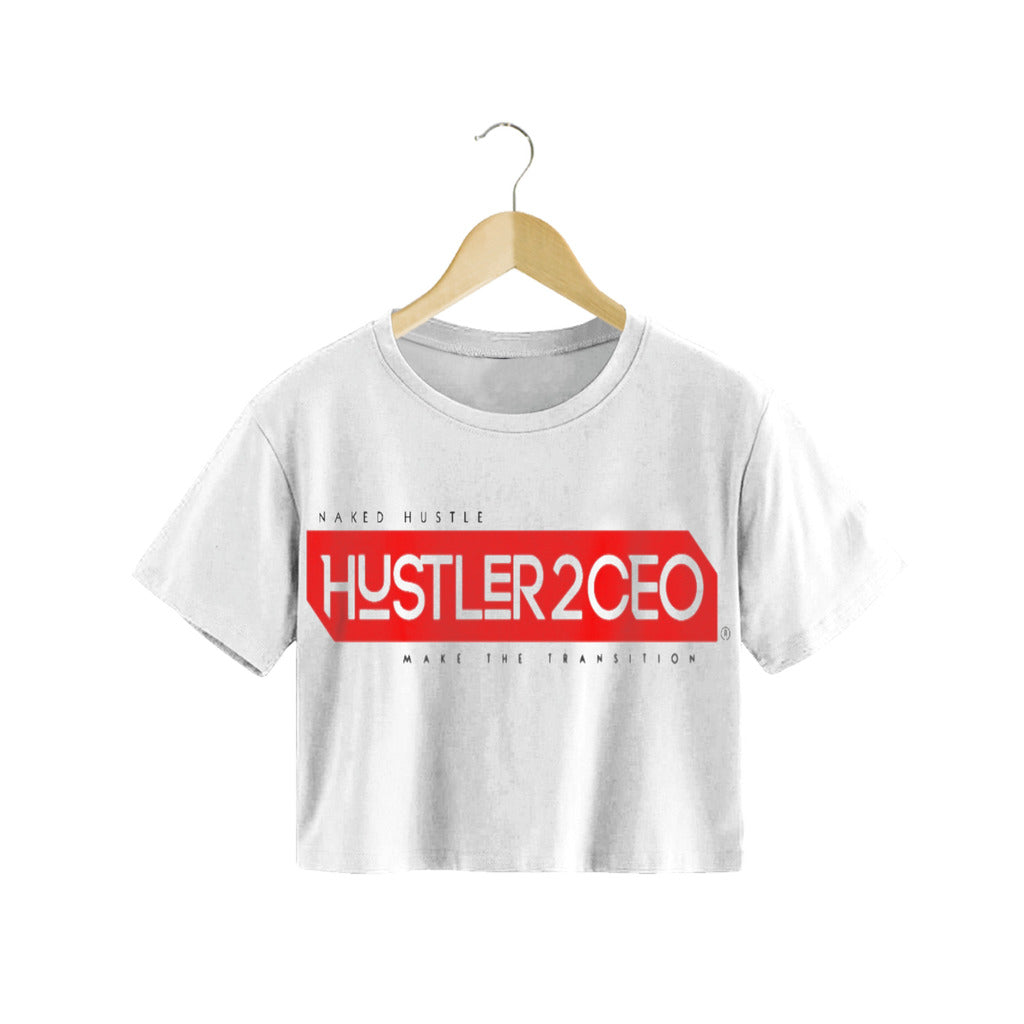 Hustler 2 CEO crop top