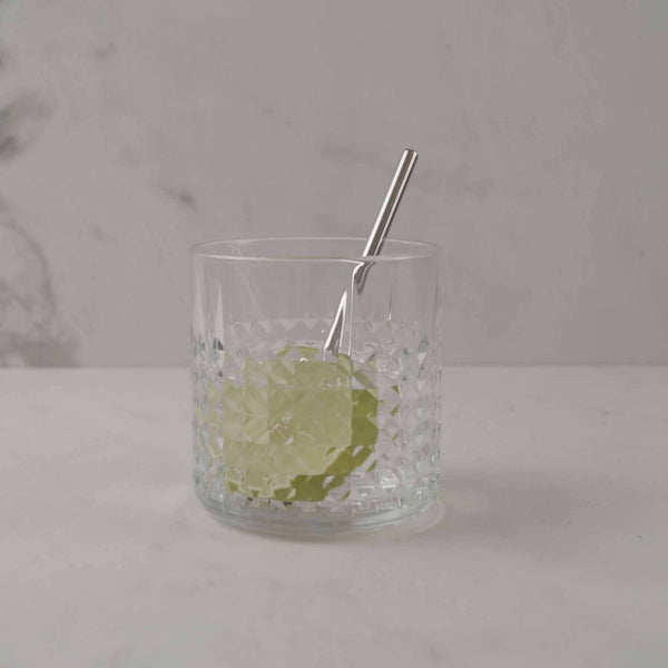 Yummii Yummii 4 PCS. Reusable Straws for Cocktails Reusable Straws Stainless Steel 18/8