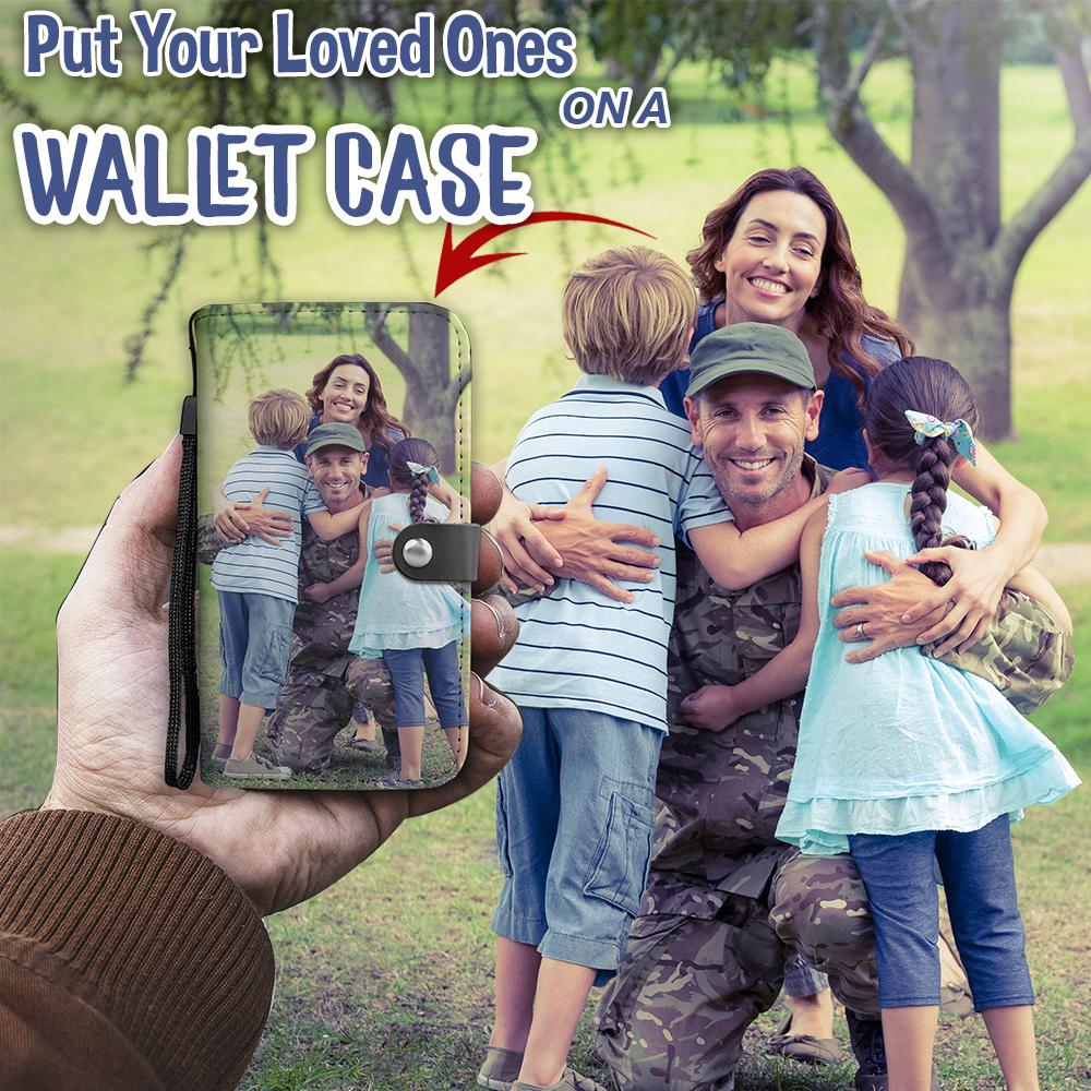 Personalized Wallet Case