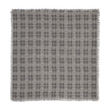 THE GLEN PLAID SMALL SQUARE SCARF