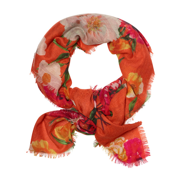 THE HAWAII LARGE SQUARE SCARF