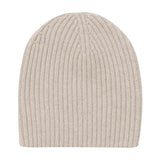 THE SOLID RIBBED HAT
