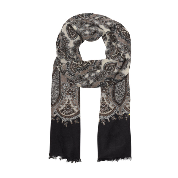 THE PAISLEY OBLONG SCARF